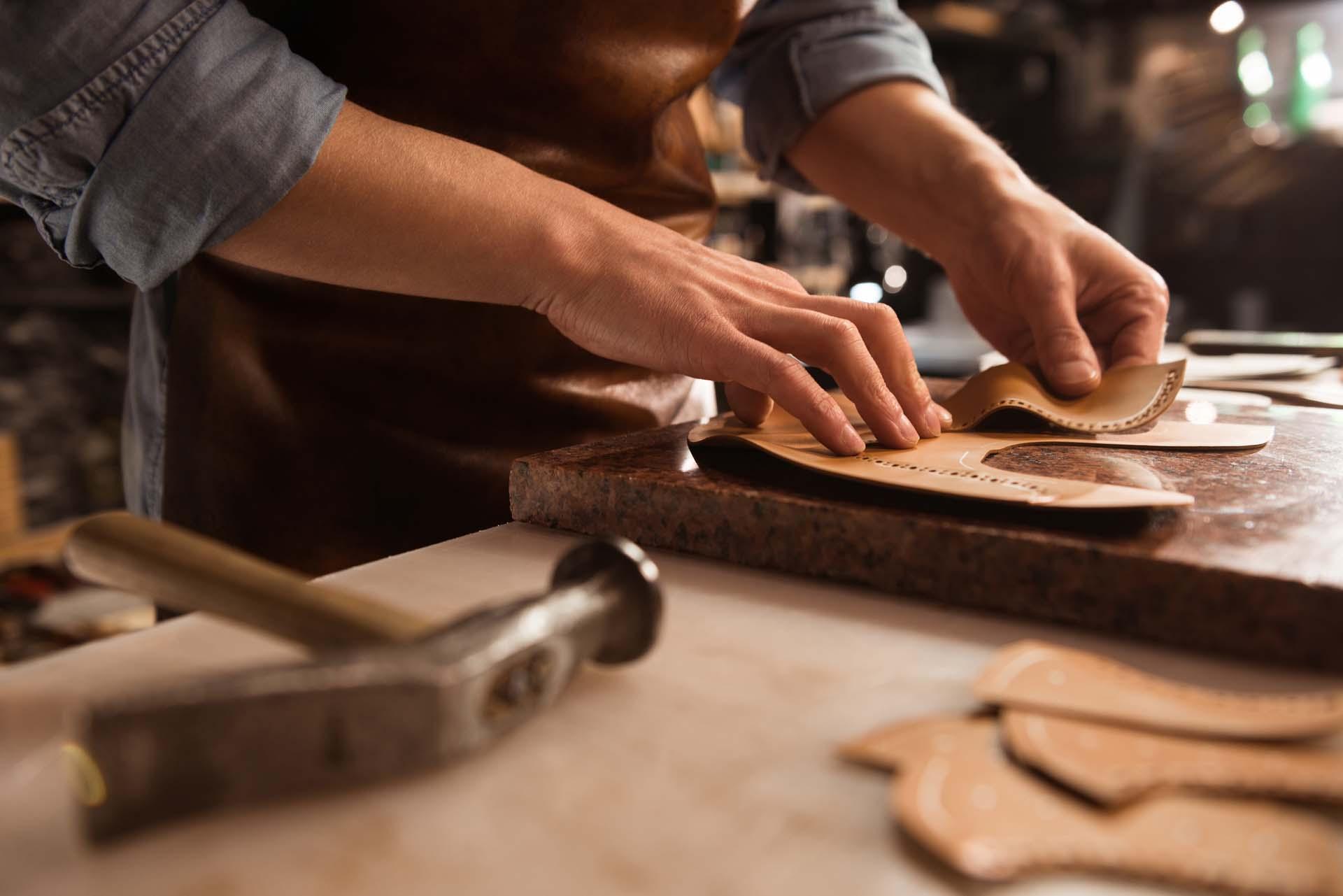 schoenmakeraanhuis onderwerken